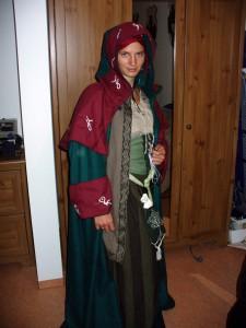 Magier Robe Mira