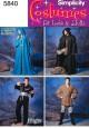 Simplicity 5840 Jedi / Magier Robe