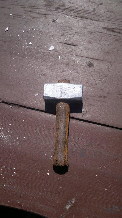 larp wurfhammer