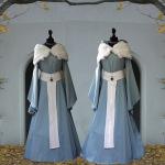 "Mittelalter Kleid ""Elfrun"""
