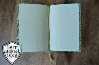 Beutelbuch Tutorial: der austauschbarer Buchblock
